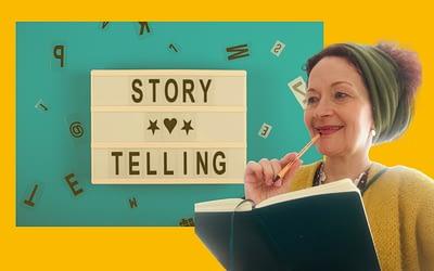 Storytelling- So findest du deine Geschichten